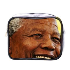 Mandela Mini Travel Toiletry Bag (One Side)