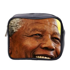 Mandela Mini Travel Toiletry Bag (two Sides)