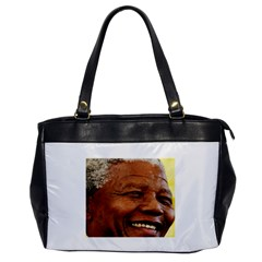 Mandela Oversize Office Handbag (one Side)