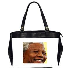 Mandela Oversize Office Handbag (two Sides)