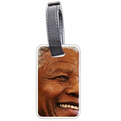 Mandela Luggage Tag (Two Sides)