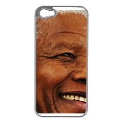 Mandela Apple Iphone 5 Case (silver)