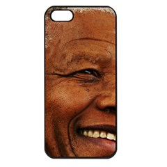 Mandela Apple iPhone 5 Seamless Case (Black)