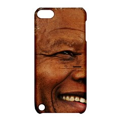 Mandela Apple iPod Touch 5 Hardshell Case with Stand