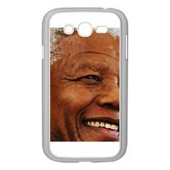 Mandela Samsung Galaxy Grand DUOS I9082 Case (White)