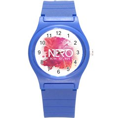 Nero ! Watch Plastic Sport Watch (small)