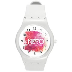 Nero ! Watch Plastic Sport Watch (medium)