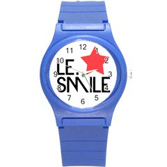 Le  Smile Plastic Sport Watch (small)