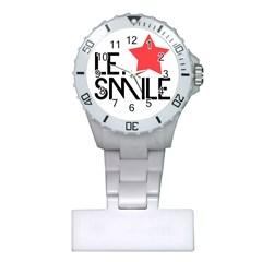 Le. Smile Nurses Watch