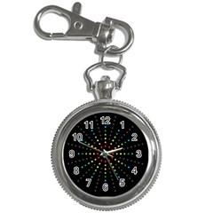 Fireworks Key Chain & Watch