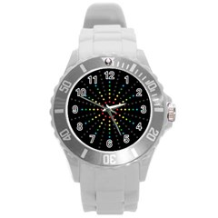Fireworks Plastic Sport Watch (Large)