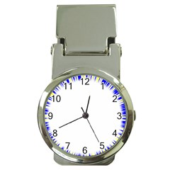 Color Chill Money Clip with Watch