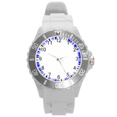 Color Chill Plastic Sport Watch (Large)