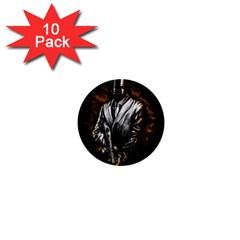 MusicMafia 1  Mini Button (10 pack)