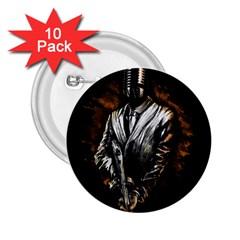 MusicMafia 2.25  Button (10 pack)