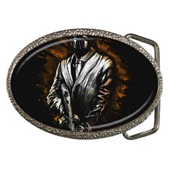 MusicMafia Belt Buckle