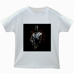 Musicmafia Kids White T Shirt