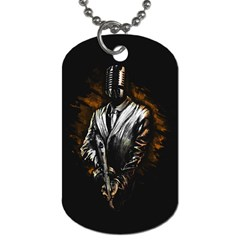 MusicMafia Dog Tag (One Side)