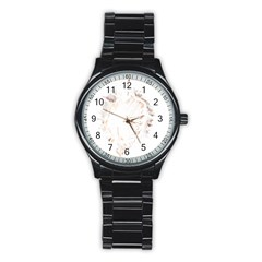 Musicmafia Sport Metal Watch (black)