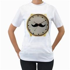 My Style Womens  T-shirt (White)