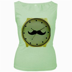 My Style Womens  Tank Top (Green)