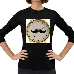 My Style Womens' Long Sleeve T-shirt (Dark Colored)