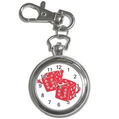 My Lucky Time Key Chain & Watch