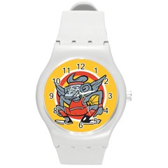 Flying Monkey Plastic Sport Watch (Medium)