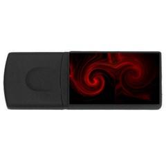 L461 2GB USB Flash Drive (Rectangle)