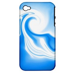 L464 Apple iPhone 4/4S Hardshell Case (PC+Silicone)