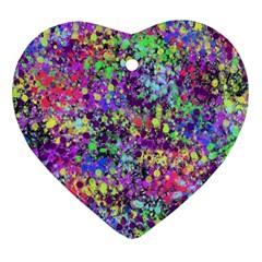 Fantasy Heart Ornament