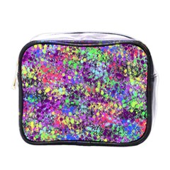 Fantasy Mini Travel Toiletry Bag (one Side)