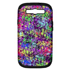 Fantasy Samsung Galaxy S Iii Hardshell Case (pc+silicone)