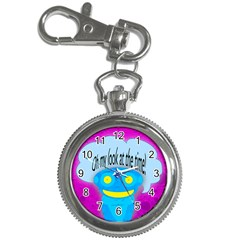 Oh my look at the time! Key Chain & Watch