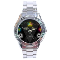 Wizard Stainless Steel Watch