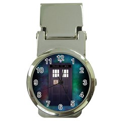 The Time Traveler Money Clip With Watch