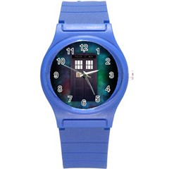 The Time Traveler Plastic Sport Watch (small)