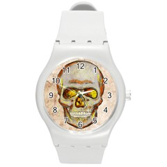 Warm Skull Plastic Sport Watch (medium)