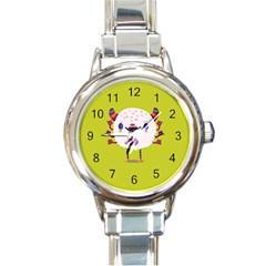 Moshi Watch Round Italian Charm Watch
