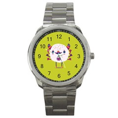 Moshi Watch Sport Metal Watch