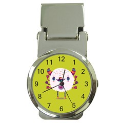 Moshi watch Money Clip with Watch