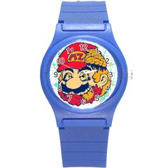 Mario Zombie Plastic Sport Watch (small)