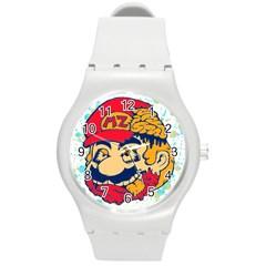 Mario Zombie Plastic Sport Watch (medium)