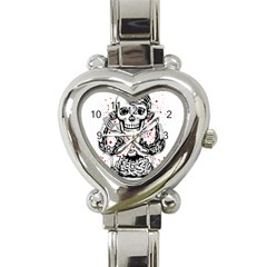 delicious Heart Italian Charm Watch