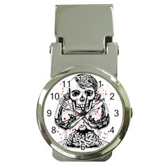 delicious Money Clip with Watch