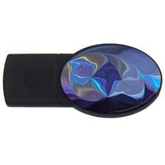 L471 2GB USB Flash Drive (Oval)