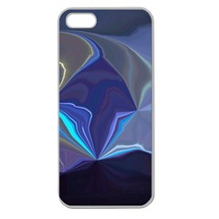 L471 Apple Seamless Iphone 5 Case (clear)