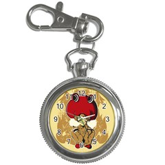 Flan Key Chain & Watch