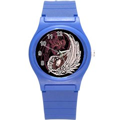Yinyang Plastic Sport Watch (small)