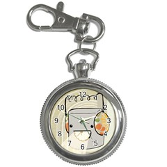 Happy Beam Key Chain & Watch